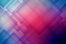 紫色梦幻方块背景图片