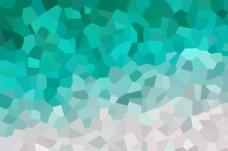 彩色抽象几何背景