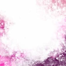 艺术粉红色水彩背景