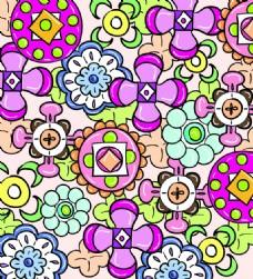 矢量花瓣素材图案设计