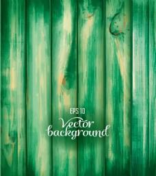 绿色木头纹理背景矢量素材下载