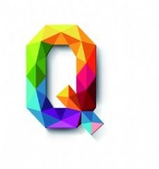 英文字母Q