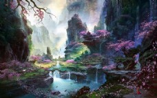 自然景色唯美IMAC壁纸