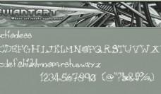 字体素材 字体下载特殊字体