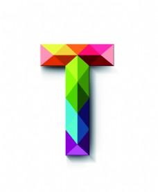 英文字母T