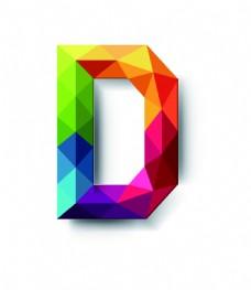 英文字母D