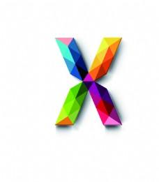 英文字母X