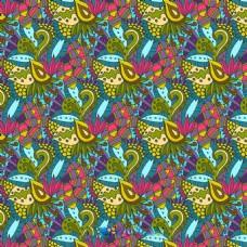 彩色元素抽象背景矢量素材