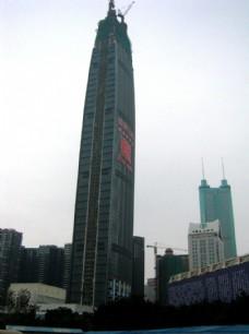深圳第一高楼京基100大厦