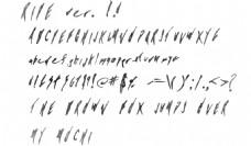 设计专用字体