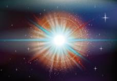 矢量光效星光素材