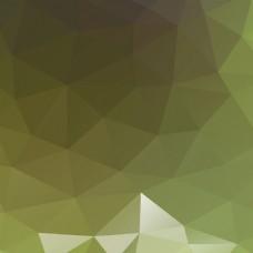 灰绿色三角形多边形背景