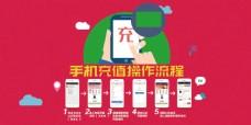 手机充值操作流程