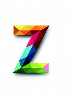 英文字母Z