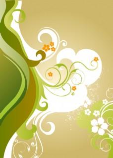 花纹装饰背景素材