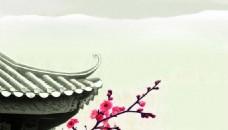 水墨山水中国风