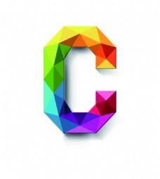 英文字母C