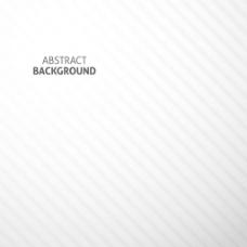 抽象的斜线图案白色背景