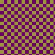 紫黄色格子背景
