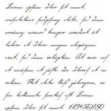 艺术字体 特殊字体  tts