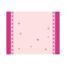 粉色小星星背景
