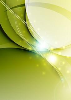 绿色线条EPS