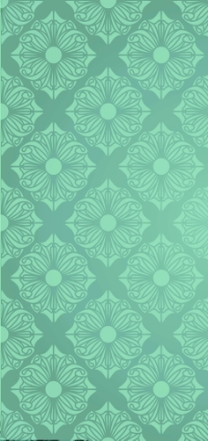淡蓝色底花花纹活动背景图