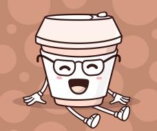 咖啡 coffee 杯子