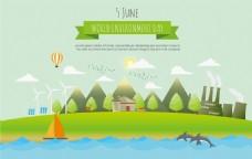 世界环境日素材
