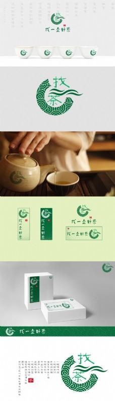 茶叶品牌VI设计