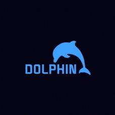 海豚logo设计