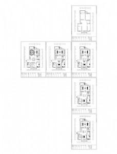 家装平面布置案例