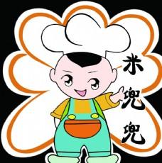 米兜兜米粉logo