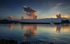 珠海野狸岛日出