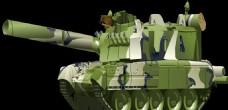 坦克矢量图