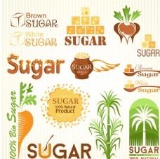 清新糖标签
