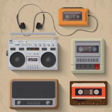 电器收音机