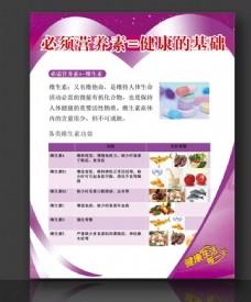 维生素营养知识 老年营养