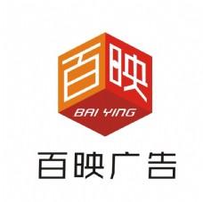 成都市百映广告设计公司logo