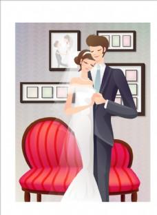 结婚矢量图