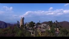 012-城市建筑景观延时视频素材