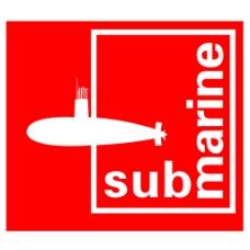 潜水艇LOGO