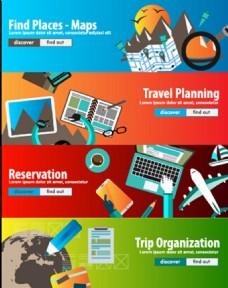 商务信息创意设计背景图