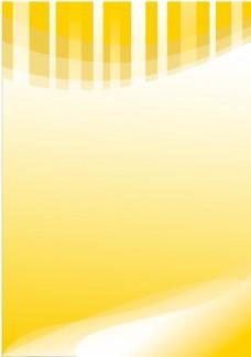黄色渐变线条背景