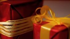 礼物节日活动视频元素