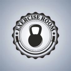 体育运动器材标志图片