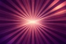 紫色放射线图图片