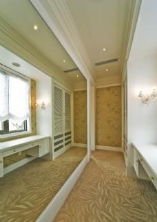 中式别墅保姆房简装效果图