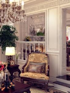 豪华客厅沙发设计图