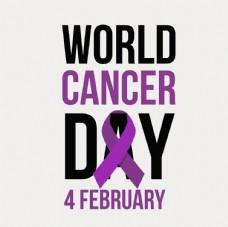 刻字世界癌症日